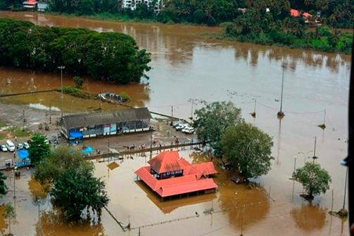 Weather: Floods in Kochi